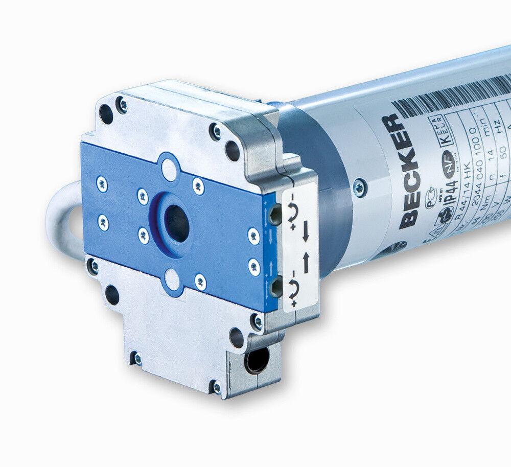 Becker tubo propulsión con manivela-puerto l60-11-m05 60nm