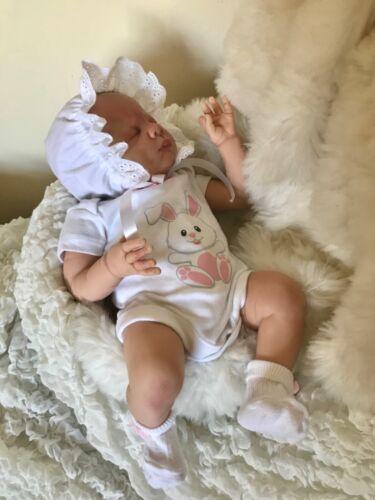 Totalmente Nuevo-más dulce bebé niñas Bunny 3PCE Set-se adapta a muñeca Reborn bebé recién nacido//