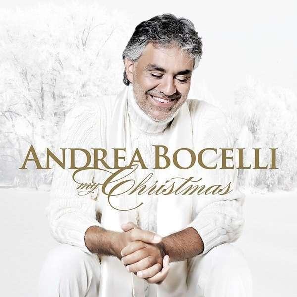 My Christmas: ANDREA BOCELLI NEUF Album CD (4730815)