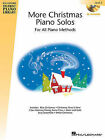 More Christmas Piano Solos - Level 3: Hal Leonard Student Piano Library by Hal Leonard Publishing Corporation (Mixed media product, 2010)