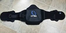 OPTIMA PRIME SERIES ORTHOTICS BACK and LUMBAR BRACE XL Unisex