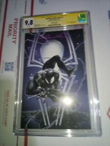 Amazing-Spiderman-1-Crain-Cover-B-Cgc-Ss-9-8-Signed-By-Clayton-Crain