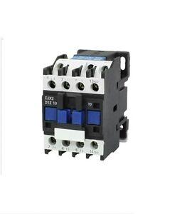 CJX2-1210 660V Ui 20A Ith NO 3 Poles AC Contactor 380V 50/60Hz A381