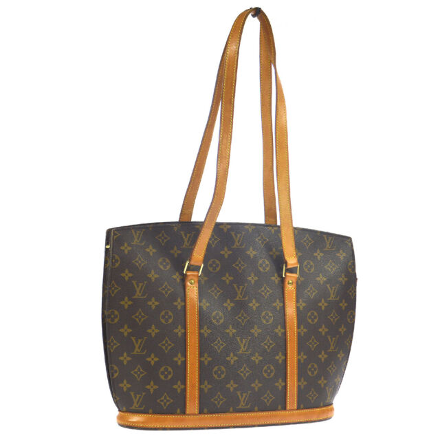 LOUIS VUITTON BABYLONE SHOULDER TOTE BAG PURSE MONOGRAM M51102 VI1925 A46750k