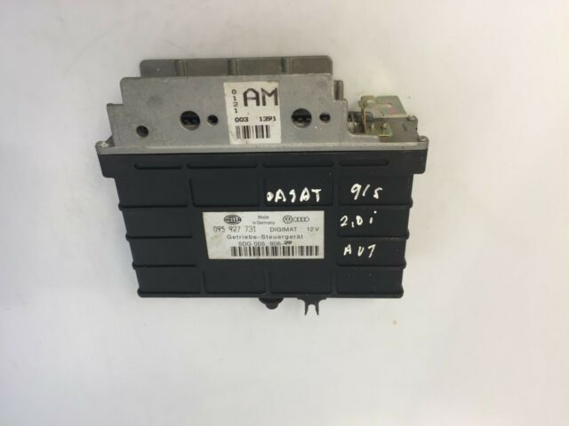 097927731 5DG005906 29 AUDI VW Gearbox CONTROL UNIT 095927731 5DG005906