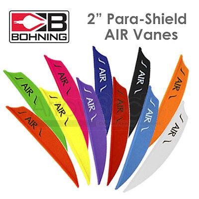 New Bohning Archery Vanes X-Shield 1.5 Pack of 12