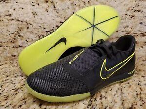 Nike-Zoom-Phantom-Venom-Pro-IC-Black-Volt-BQ7496-007-Indoor-Shoes-SZ-8-EUR-41