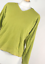 Tesco-Green-Cotton-Womens-Basic-Tee-Size-16-Regular thumbnail 1