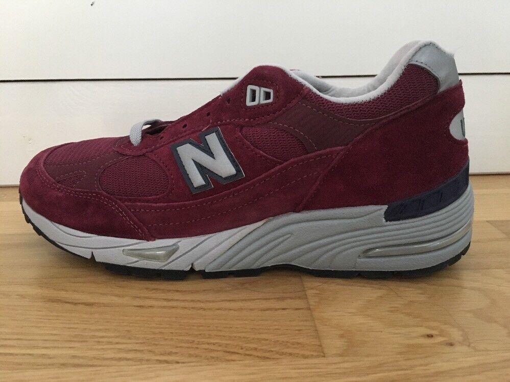 NEU NEW BALANCE M991CO  Sneaker US USA 8 UK7.5 MADE IN USA US Classics e4741d