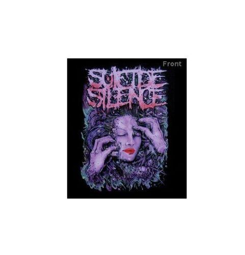 Music Tee  SUICIDE SILENCE WAKE UP