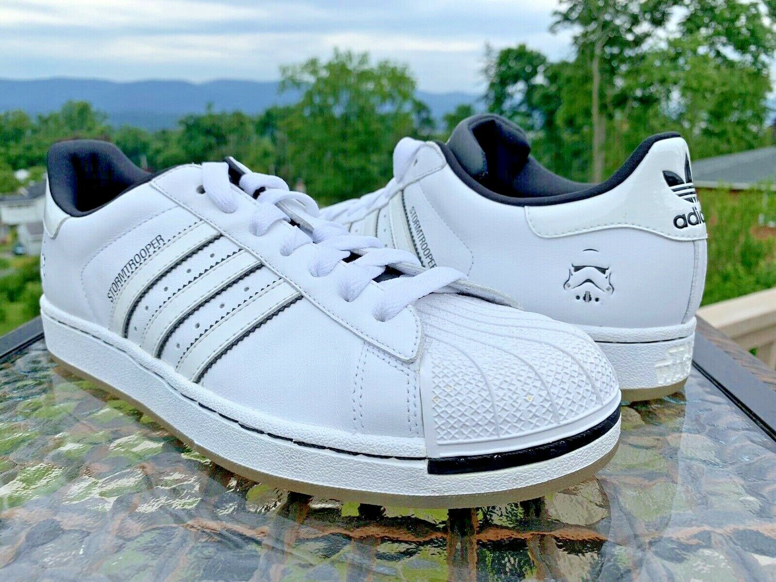 Size 10.5 - adidas Superstar 2 White for sale online | eBay