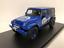 2012-Jeep-Wrangler-Unlimited-Mopar-Hors-Route-Edition-Bleu-1-43-Echelle-86099 miniature 2