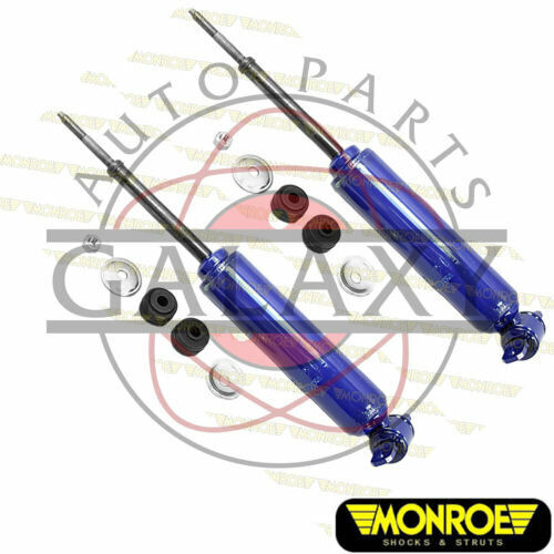 Monroe New Front Shocks Pair For GMC Savana 2500 3500 97-13