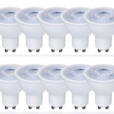 10 x LED Leuchtmittel Reflektor 5W = 50W GU10 Strahler warmweiß 3000K flood 38°