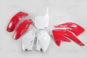 UFO-Complete-Plastics-Kit-Original-Fits-Honda-CR85R-2003-2007
