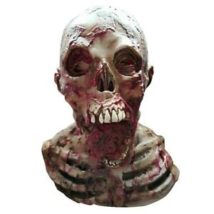 Bloody-Disgusting-Zombie-Latex-Face-Mask-Scary-Halloween-Costume-Party-Props