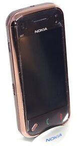 Nokia N97 Mini Garnet QWERTY Keypad NEW SWAP ORIGINAL UNLOCKED