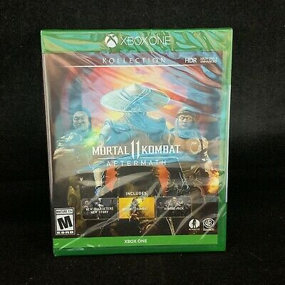 Mortal Kombat 11 Aftermath Kollection Xbox One Brand New