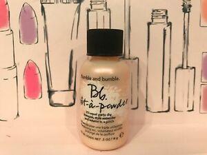 BUMBLE-amp-BUMBLE-Pret-a-Powder-Volumizing-Powder-amp-Dry-Shampoo-TRAVEL-5-oz-NEW