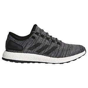big sale 7e05b 718ac Image is loading Adidas-PureBOOST-All-Terrain-Mens-Sneakers-S80787-Grey-
