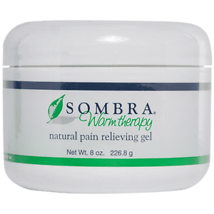 Sombra Warm Therapy Pain Relieving GEL 8 Ounce