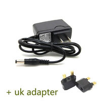 UK plug 9V600 WALL Charger Adapter 5.5mm*2.1mm for Tablet PC MID aPad ePad PAD G