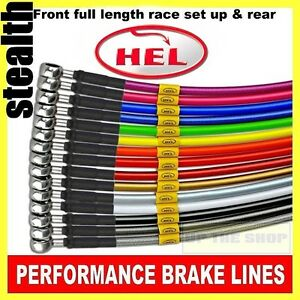 Yamaha-YZF-R1-2002-03-HEL-Stainless-Brake-lines-hose-Race-set