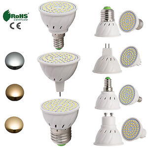 LED-E26-E27-GU10-MR16-2835-SMDSpotlight-4W-5W-6W-Bulb-Lamp-Bright-110V-220V-12V