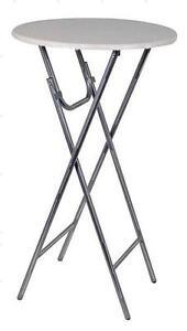 Stehtisch-Bistrotisch-Biertisch-60-cm-weiss-klappbar