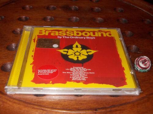 1 von 1 - THE ORDINARY BOYS - Brassbound Cd ..... New