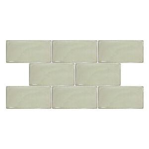 Details About Cream Beige Le Glazed Hand Made Porcelain Subway Tile