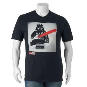 Lego-STAR-WARS-DARTH-VADER-T-Shirt-NWT-Licensed-amp-Official
