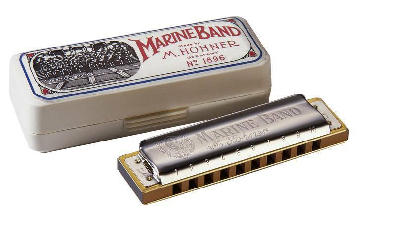 Hohner M1896476 1896/20 F  NATURAL MINOR