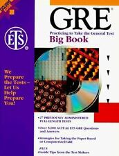 GRE Big Book : Practicing to Take the GRE General Test Vol. 1 by Educational...