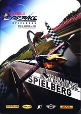 * RED BULL AIR RACE 2014 - WORLD CHAMPIONSHIP * SPIELBERG * DAS LOGBUCH *