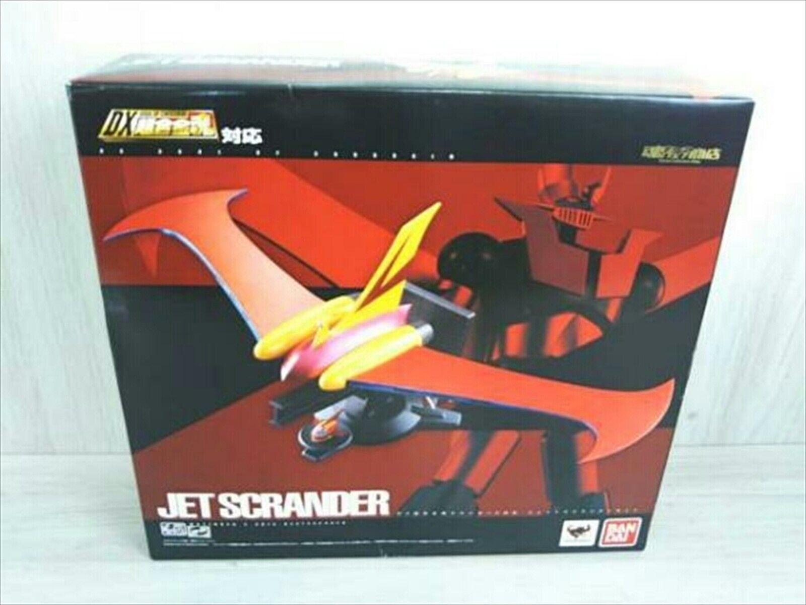 Beai Dx Chogokin Soul Mazinger  Z-Adaptive Jet Scleer Set autotoon Anime used  ordina adesso