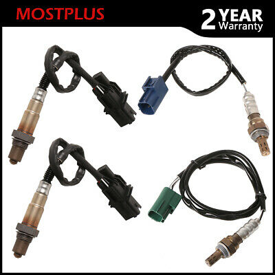 2pcs Upstream//Front Air Fuel Ratio Oxygen Sensor for 04-06 Nissan Quest 3.5L V6