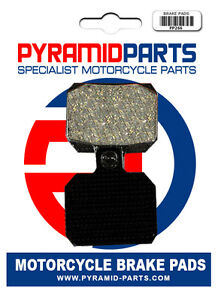 PP266 Motorcycle Front Brake Pads
