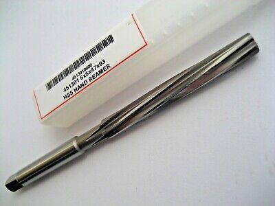 Spiral Flute 6.0 MM HSS Hand Reamer