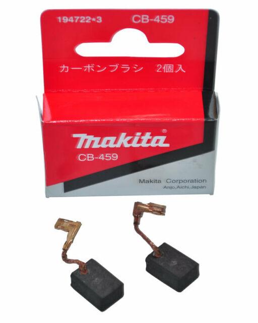 With Auto-Stop TM3010C GA4034 GA4534 GA5034 PJ7000 GA5030 Carbon Brushes CB459