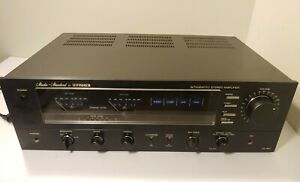 FISHER-CA-880-INTEGRATED-POWER-AMPLIFIER-SERVICED-MINT