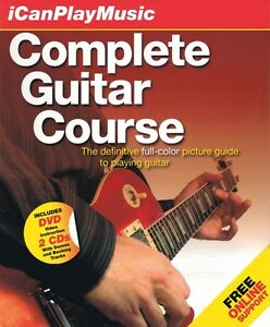 Utile I Can Play Music: Complete Guitar Course - New 014015892
