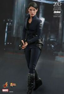 HOT-TOYS-1-6-MARVEL-AVENGERS-Exclusive-agent-MMS305-Maria-Hill-Action-Figure