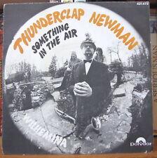 THUNDERCLAP NEWMAN WILHEMINA FRENCH SP POLYDOR 1969