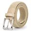 JASGOOD Men Braided Elastic Belt No Hole /& Infinitely Adjustable Suit Any Pants