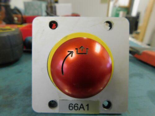 Elan EFK 330 Emergency Stop Switch