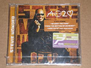 STEVIE WONDER - A TIME 2 LOVE - CD SIGILLATO (SEALED)