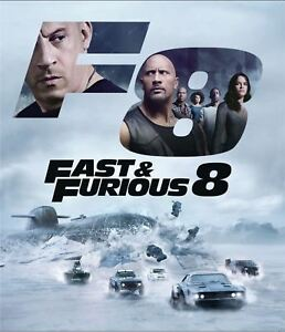 Fast-and-Furious-8-DVD-NEW-Movie-2017-The-Fate-of-the-Furious-F8-Free-Shipping