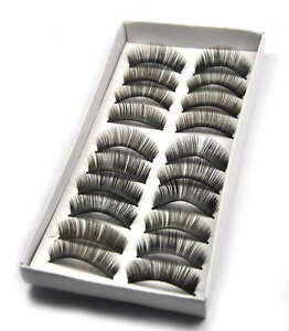 10-Sets-of-eyelashes-fake-long-beautiful-sexy-eye-lashs-for-girls-ladies-parties