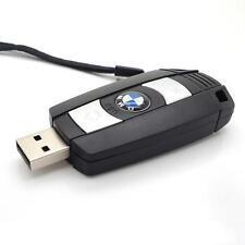 Black BMW Car KEY 8GB USB 2.0 Flash Pen Drive Memory Thumb Stick Free Shipping